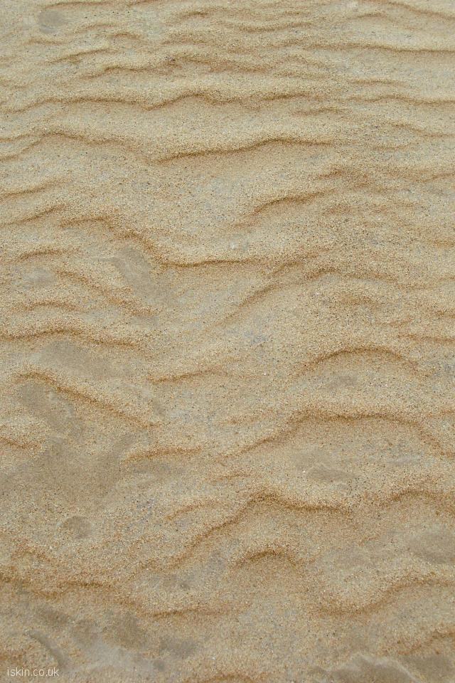 iphone 4 portrait wallpaper Sand Waves