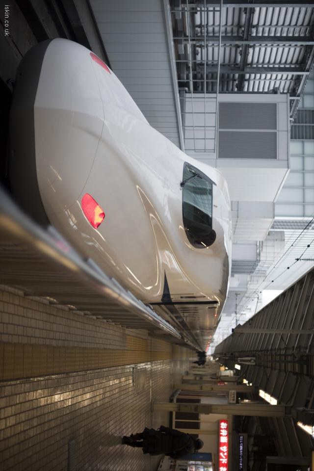 iphone 4 landscape wallpaper bullet train
