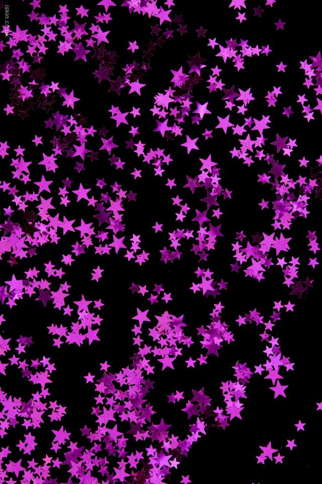 iphone 4 landscape wallpaper pink stars
