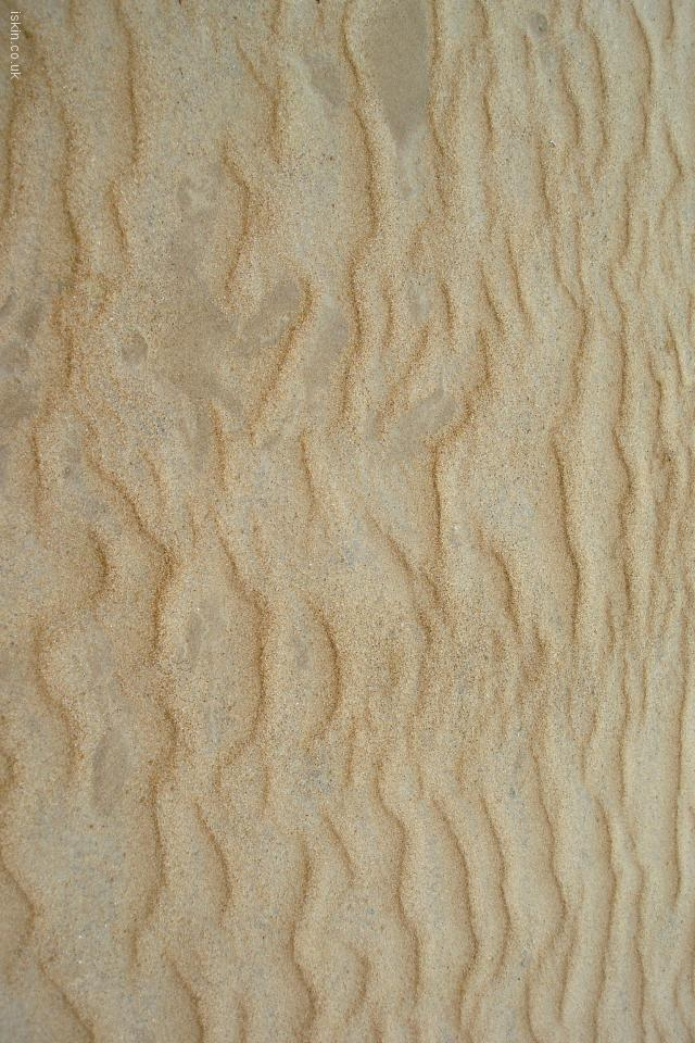 iphone 4 landscape wallpaper Sand Waves