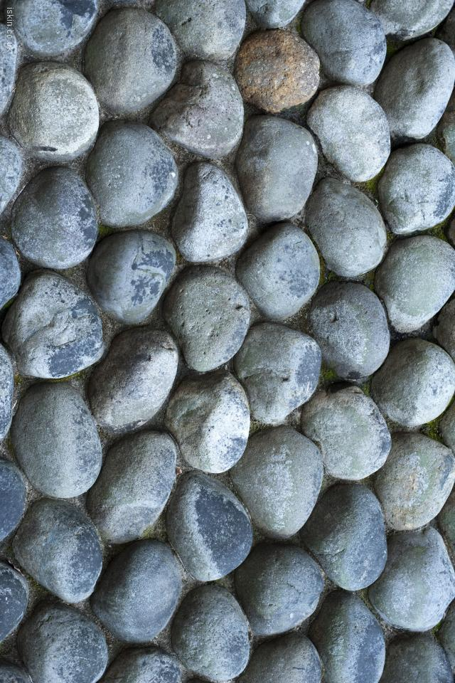iphone 4 landscape wallpaper cobble stones
