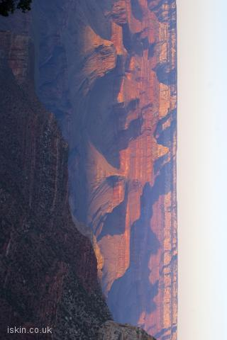 iphone landscape wallpaper grand canyon sunset