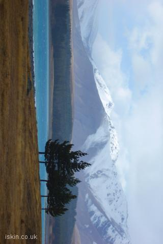 iphone landscape wallpaper Lake Pukaki