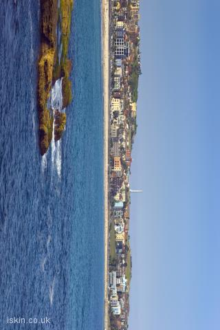 iphone landscape wallpaper north bondi seascape