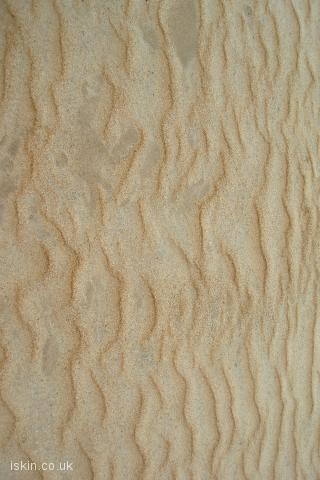 iphone landscape wallpaper Sand Waves