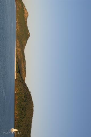 iphone landscape wallpaper Island Paradise