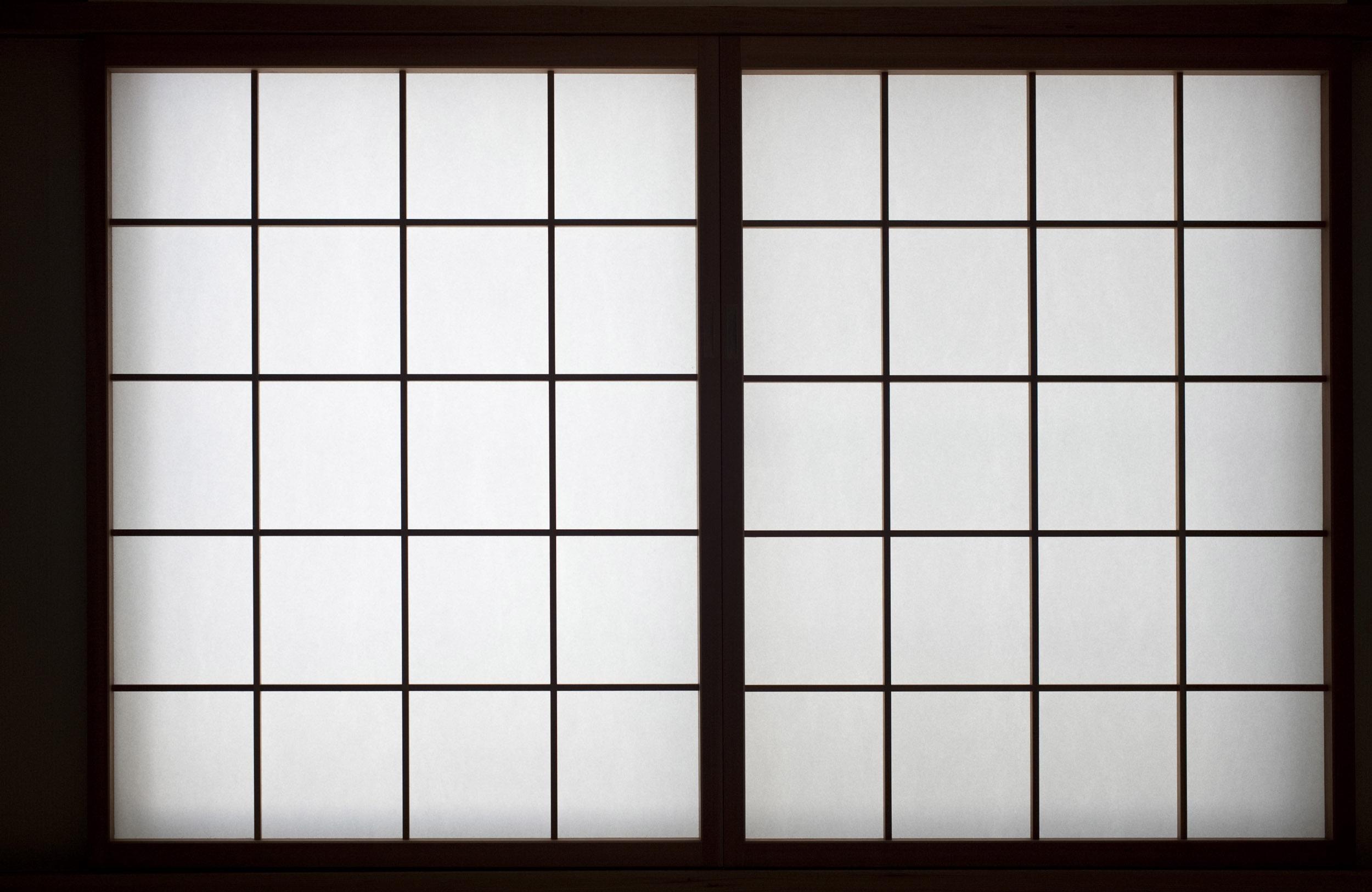 Traditional japanese home interior - Paper Windows Desktop Wallpaper Iskin Co Uk