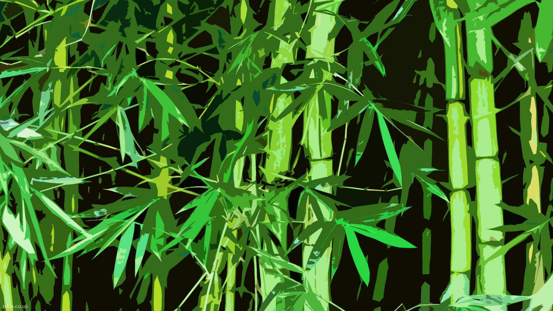 Bamboo Graphic Desktop Wallpaper Iskin Co Uk